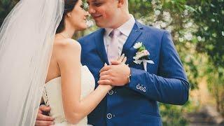 Нежный свадебный клип