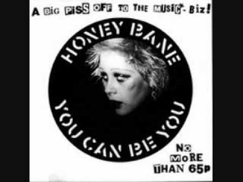 Honey Bane - Girl On The Run [Single] (1979)
