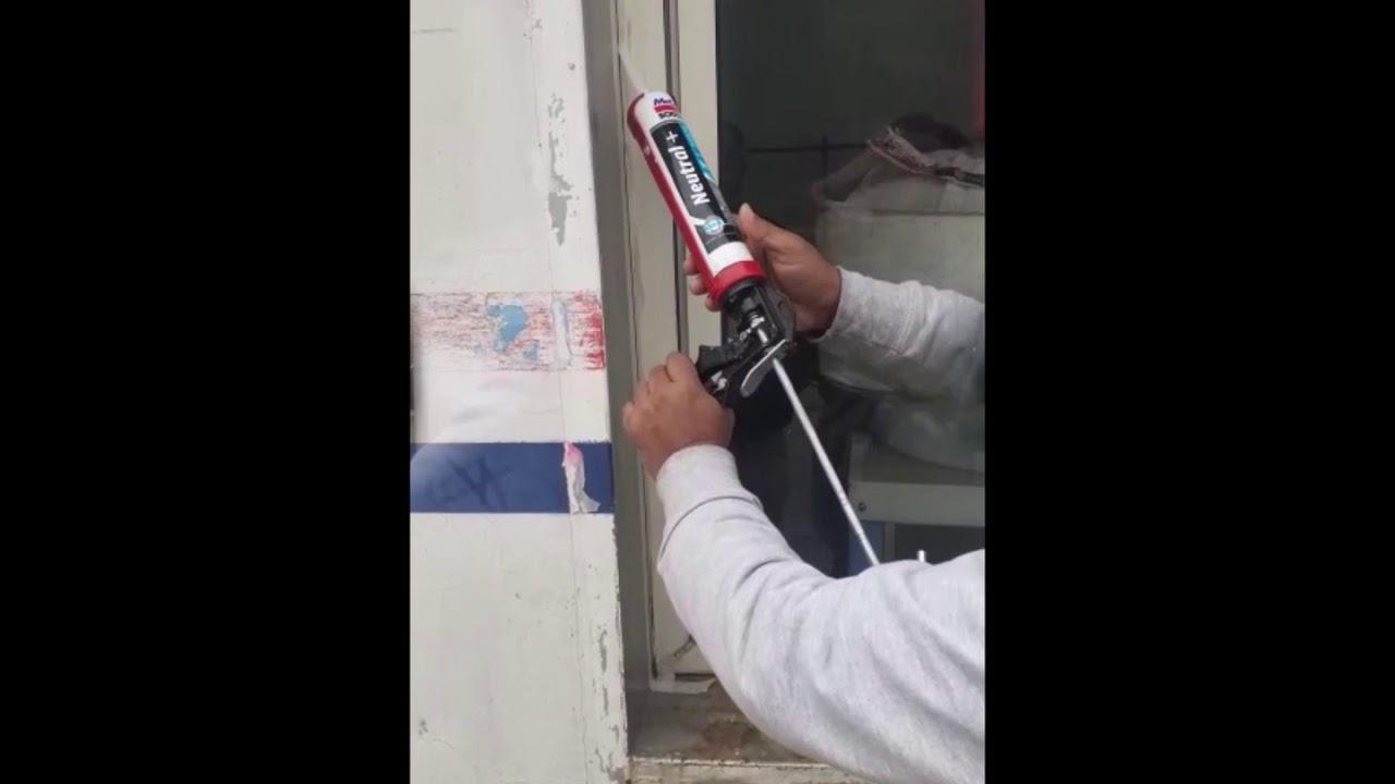 Window Sealing & Bonding Solution