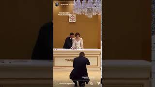 Экс-ведущая «Орла и решки» Алина Астровская вышла замуж за коллегу Антона Лаврентьева 1.1