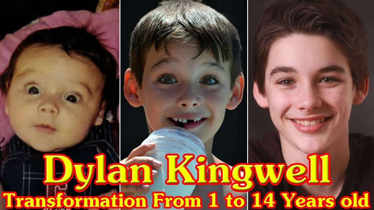 Download Dylan Kingwell transformation From 1 to 14 Years old