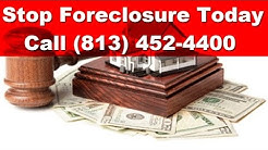 Emergency Foreclosure Lawyer Tampa|(813) 452-4400|FL|Attorney|Chapter 7|Chapter 13|Wage Garnishment