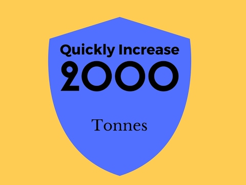 How to quickly increase 2000 tonnes in Shipping Manager | Must watch!!!