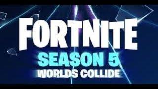 Fortnite Season 5 | 100 Subscriber Special Live Stream! Fortnite Fun wth friends!