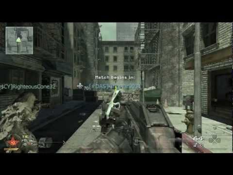 Minimal Techno Gameplay MW2