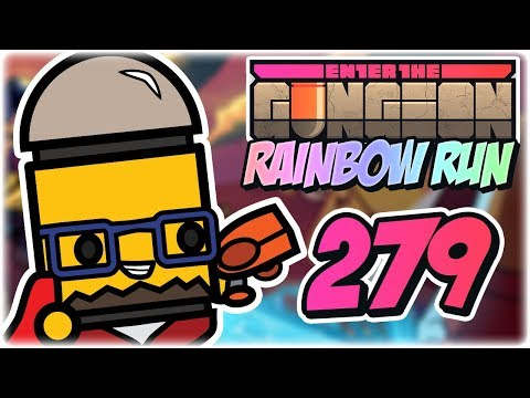 Ring of Triggers  | Part 279 | Let's Play: Enter the Gungeon: Payday 2 Update | Gameplay