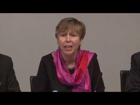 Synthesis Report Press Conference, Copenhagen, Denmark