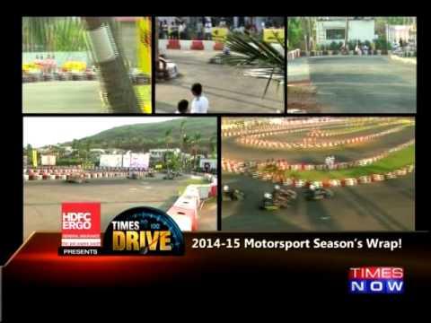 Times Drive : 2014-15 Motorsport Season's Wrap!