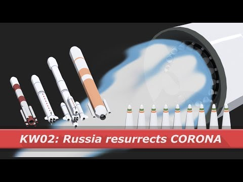 Russia Resurrects the Secret Project CORONA | kNews W.02/2018