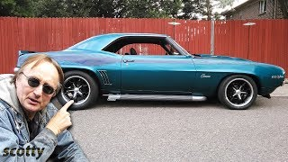 Here's Why this 1969 Camaro Z28 is More Than Just a Muscle Car