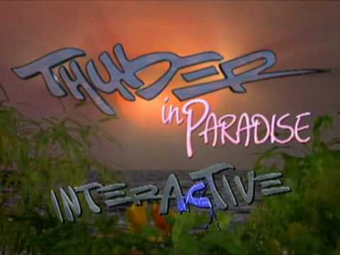 Thunder in Paradise CDi Interactive - Intro - Dolby Surround