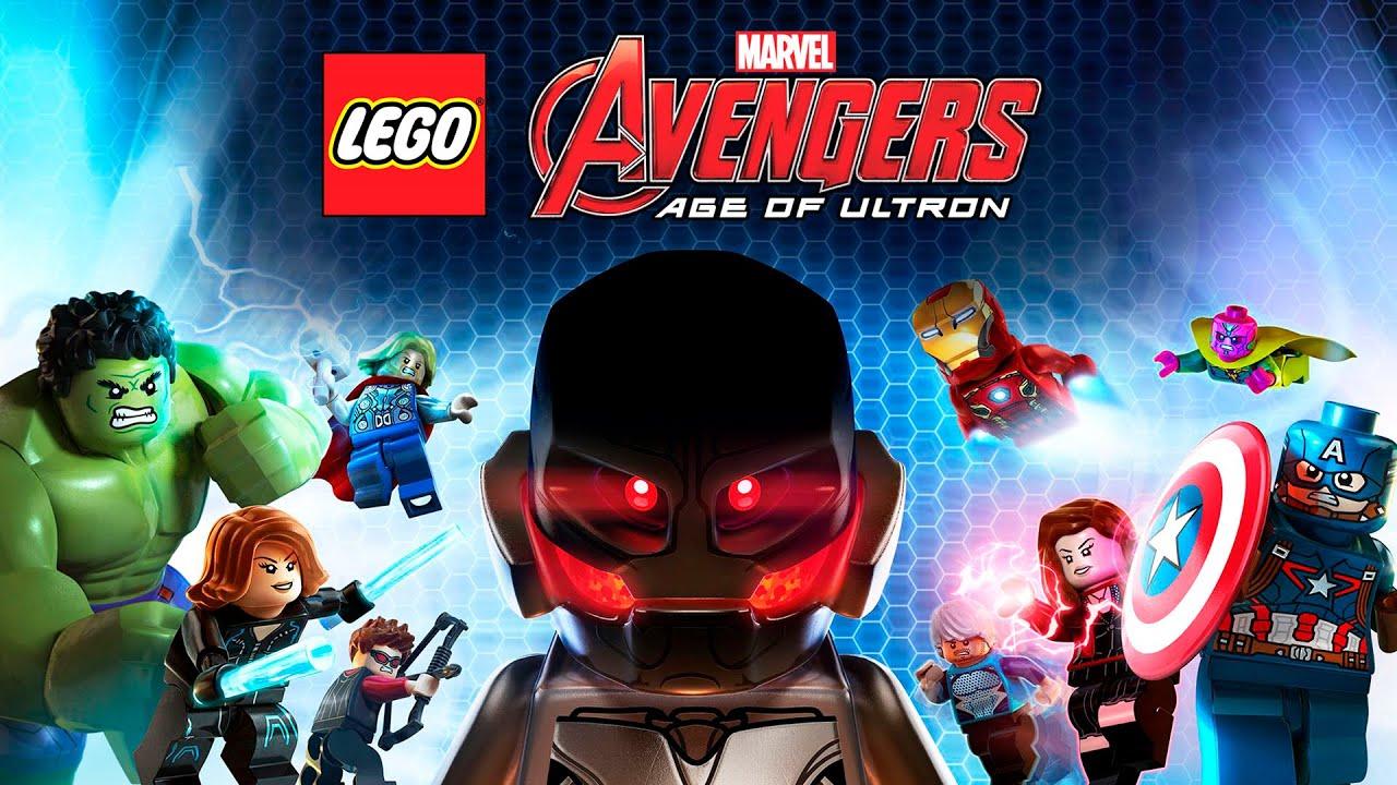 Lego marvel vengadores la era de ultron pelicula - Descargar imagenes de los vengadores ...