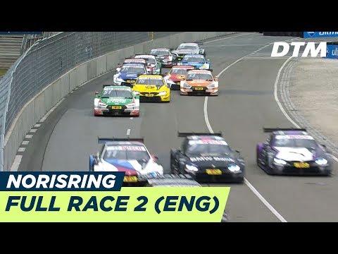DTM Norisring 2018 - Race 2 (Multicam) - RE-LIVE (English)
