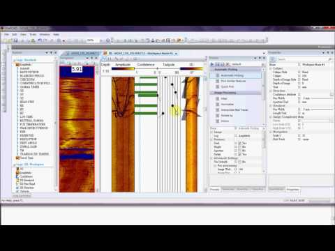 RG HiRAT Processing with WELLCAD Part 1 - First Report