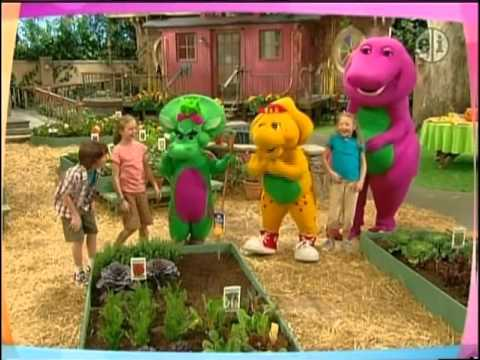 Barney Friends The Big Garden And Get Happy Season 14 Episode