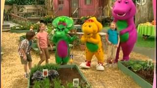Barney & Friends: The Big Garden and Get Happy! (Season 14, Episode 11)