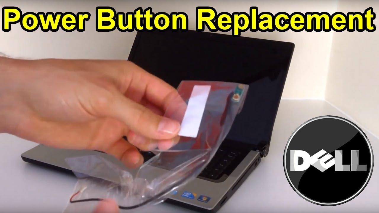 dell studio 1555 1557 1558 power button replacement guide dell studio 1555 1557 1558 power button replacement guide