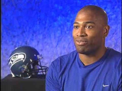 Shaun Alexander on Sex and Celibacy