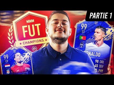 FUT CHAMPIONS AVEC LA FULL TOTY SQUAD | Part 1/3
