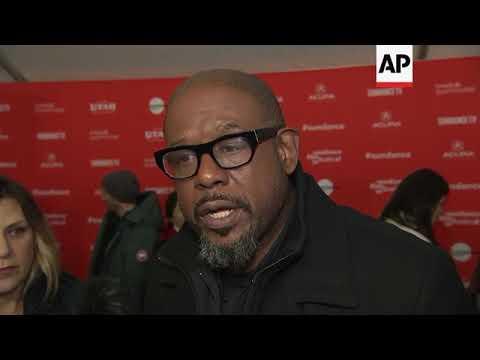 Forest Whitaker, Garrett Hedlund, Usher attend world premiere of 'Burden' at Sundance