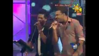 AMAL PERERA MAYAM THRU RENE with flash back hiru mega blast2012 avi