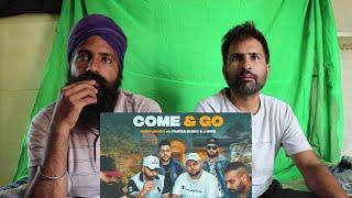 Gambar cover REACTION II DEEP JANDU II ਦੇਸੀ ਤਰੀਕੇ ਨਾਲ ਦੇਖੋ II COME & GO | Latest Punjabi Song 2020