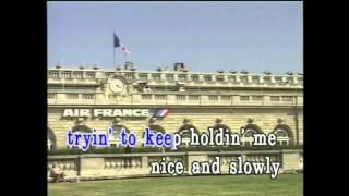 Nice & Slow (Karaoke) - Style of Usher