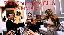 RSD Founder's Club overview