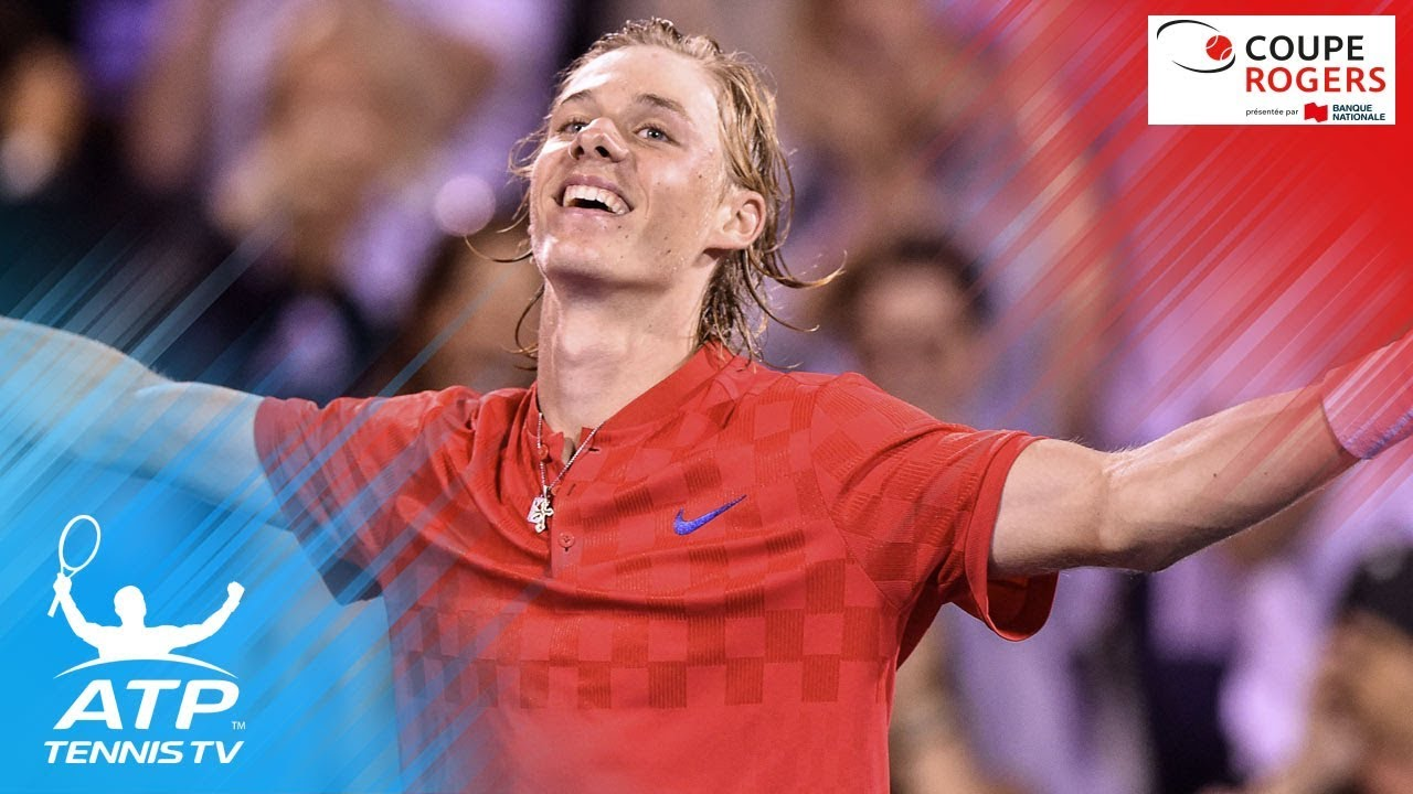 #DenisShapovalov: A unique blend of #Federer and #Nadal