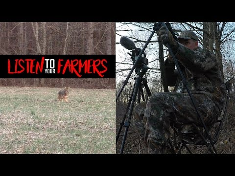 Listen To Your Farmers - Coyote Hunting Mp3