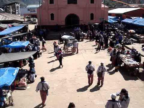 Market Day in Todos Santos, Guatemala