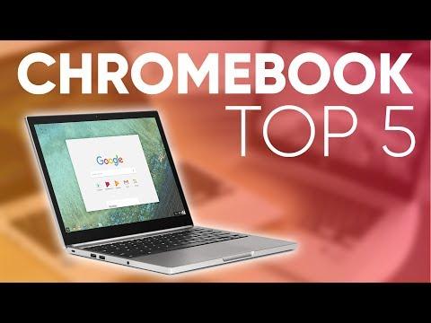 TOP5 : Meilleur Chromebook 2017