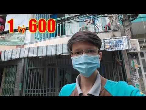 Livestream Bán Nhà Quốc Lộ 50, Hẻm Nhà Thờ Bình Hưng, Bình Chánh, Giá 1 tỷ 600 Triệu (TL)