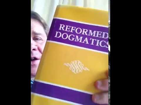 Reformed Dogmatics by Herman Hoeksema