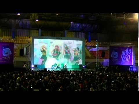 2014.11.22-23 Hellofest  live@jakarta ROLI ANGEL