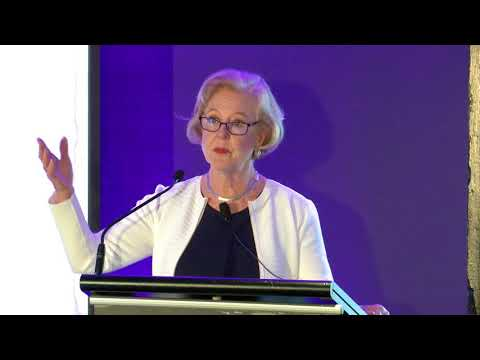Professor Gillian Triggs on challenges for women leaders in a post-truth environment