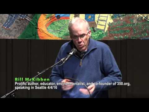 Bill McKibben: Keeping Fossil Fuel Underground