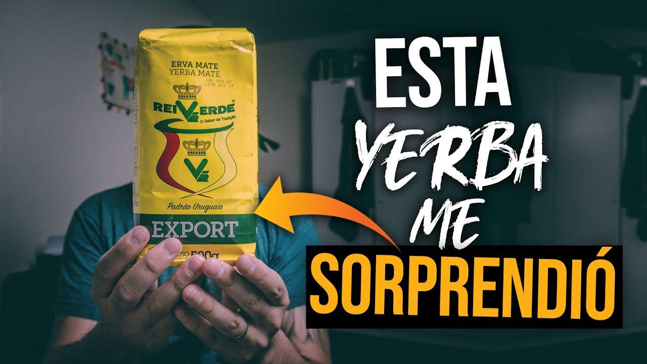 Probando REI VERDE Export por primera vez!