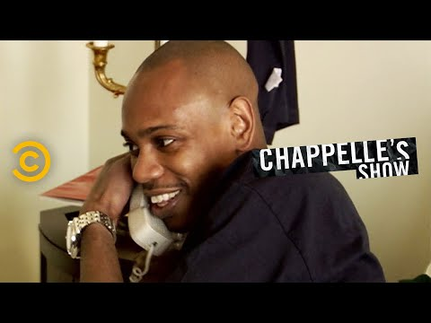Tone Kapone - Dave Chappelle Is Crazy