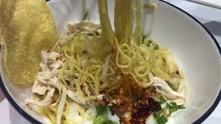 Dink Dink - Thai Food | chicken noodle | royal square | Novena | Singapore | Recommended