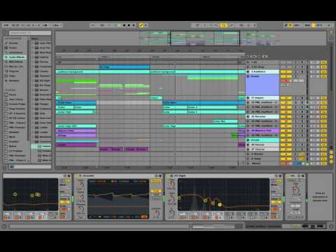 Chainsmokers Don't let me Down Style with Ableton ...