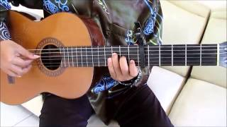Tong Hua ( Fairy Tale ) Guitar Lesson ( Chorus ) - Guitar Lessons for Beginners