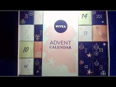 Nivea Calendario Avvento.Calendario Dell Avvento Nivea 2018