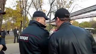 Скачать Реакция полиции на песню Цоя Москва
