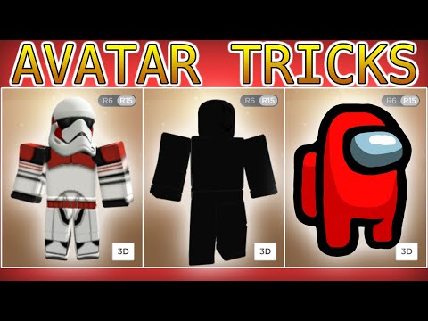 These FREE AVATAR TRICKS Will BLOW YOUR MIND! (ROBLOX)
