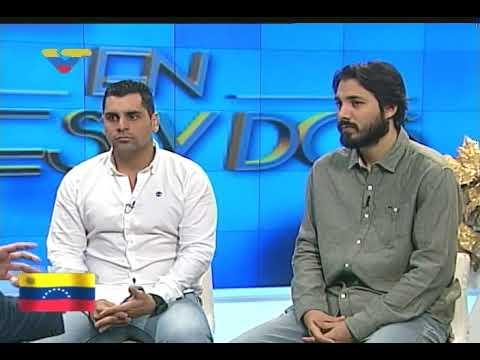 Dario Dommar y Fritz Wagner entrevistados en VTV sobre Petro y Criptomonedas