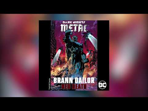 Brann Dailor - Red Death  (from DC's Dark Nights: Metal Soundtrack) [Official HD Audio]