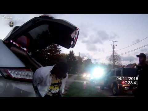 Bodycam Shows Police Brutality, Lawsuit Filed Against Euclid Police Department