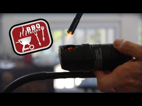 THE SMOKING GUN - GADGET DEMO   BBQTricks