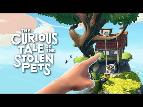 """The Curious Tale of the Stolen Pets - Bande Annonce """"Hand Tracking"""""""